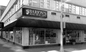 One-on-One at Barjon's Books